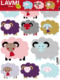 schapen stickers