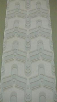 lichtblauw grijze geometrische figuur