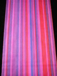 blauw roze en rode lijnen
