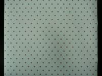 grijze bolletjes op een lichtblauwe achtergrond