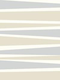 beige en grijze strepen