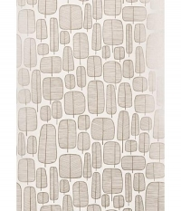 Miss Print wallpaper Little trees copperslip