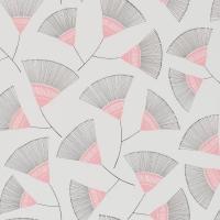 Miss Print behang Persia grijs roze