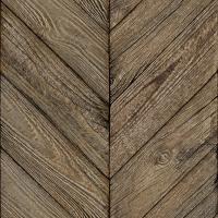 Chevron houtstructuur behang