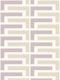 paars beige lijnen