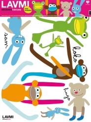 allemaal beestjes stickers