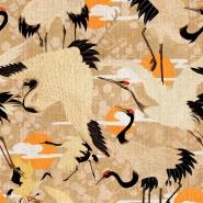 Luxebehang Birds of hapiness