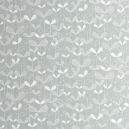 Miss Print wallpaper Saplings dark grey