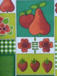 fruit en bloemen