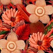 Luxebehang waterlelies