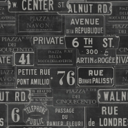 Street names Anthracite