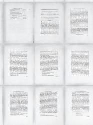 Boek behangpapier