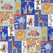 circus kinderbehang