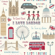 London kids wallpaper