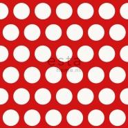 ESTA behang bollen rood