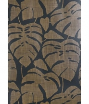 Miss Print wallpaper Guatemala Bronze