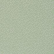 Miss Print behang Chimes groen