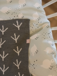 lavmi bedcover for baby - Walk