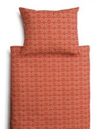 Lavmi dekbed voor kinderen - Zofka rood
