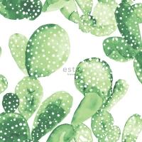 ESTA behang grote cactus