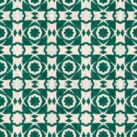 Luxebehang Aegean Tiles groen