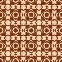 Luxebehang Aegean Tiles bruin
