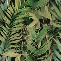 Luxebehang Exotic Garden