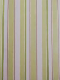 Green white lines vintage geometric wallpaper