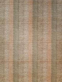 Papier peint vintage géometrique brun vert