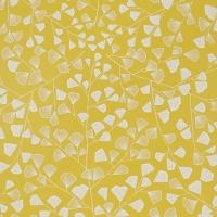 Miss Print behang Fern geel