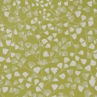 Miss Print behang Fern groen