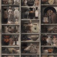 Luxebehang Greek Pottery