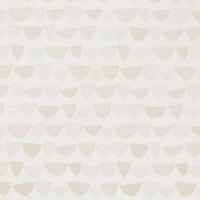 Miss Print behang Allsorts wit en goud