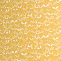 Miss Print behang Saplings geel