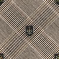 Luxebehang gewassen Nobility Grijs