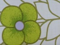 groene bloemen met witte bladeren