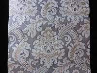beige grijs en goud bloemenpatroon behangpapier