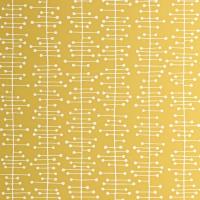 Miss Print behang Muscat geel