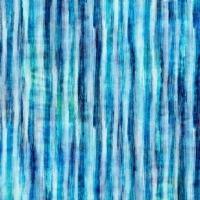 Luxebehang Tie Dye Aquamarine