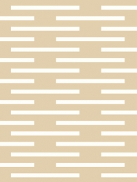 white horizontal lines on a beige background