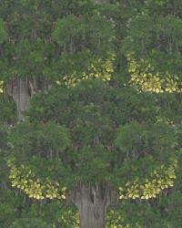 Luxebehang Savage leaves