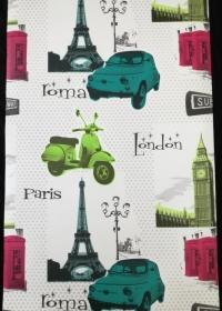 citytrip wallpaper