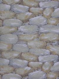 grey and beige stones