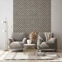 Macramé wallpaper Oran