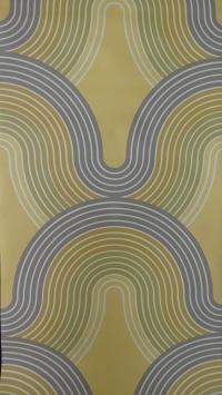grey green yellow Panton wave