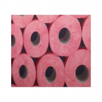 Pink toilet paper rolls wallpaper