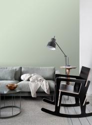 ESTA art deco wallpaper mint green