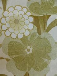 groene en witte bloemen