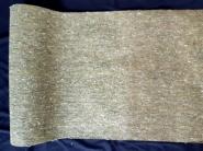 Papier peint textile vert brun