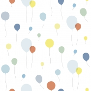 Lilipinso wallpaper balloons